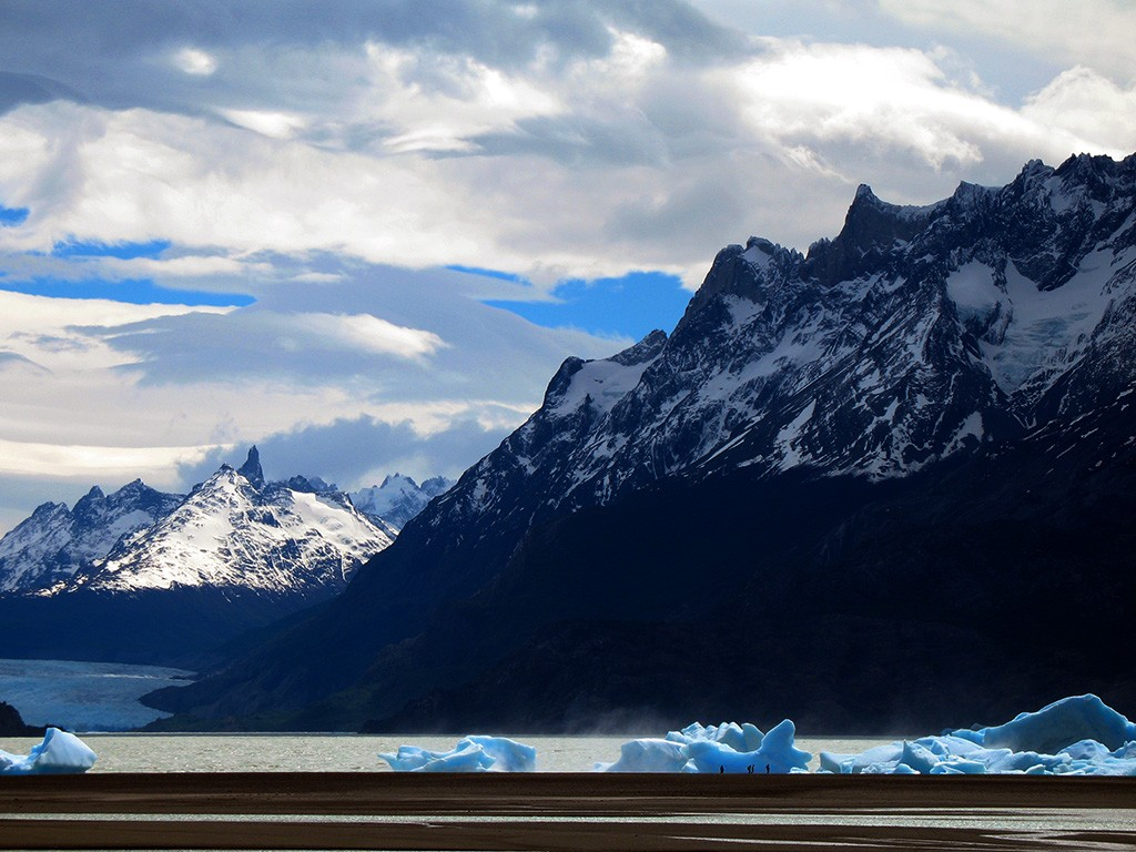 Lago Grey Chile