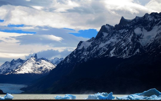 Patagonia in perspective