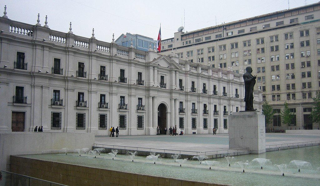 Chile Santiago Presidents