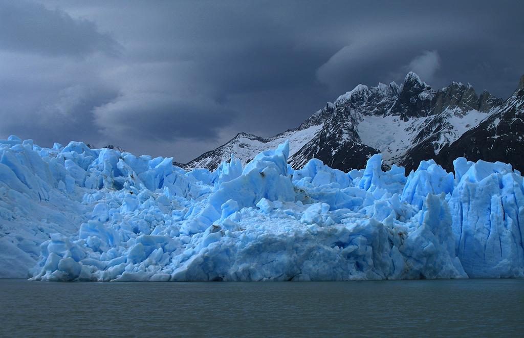 Patagonian Ice