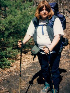 First AT backpacking trip, 1999