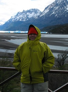 Freezing in Patagonia