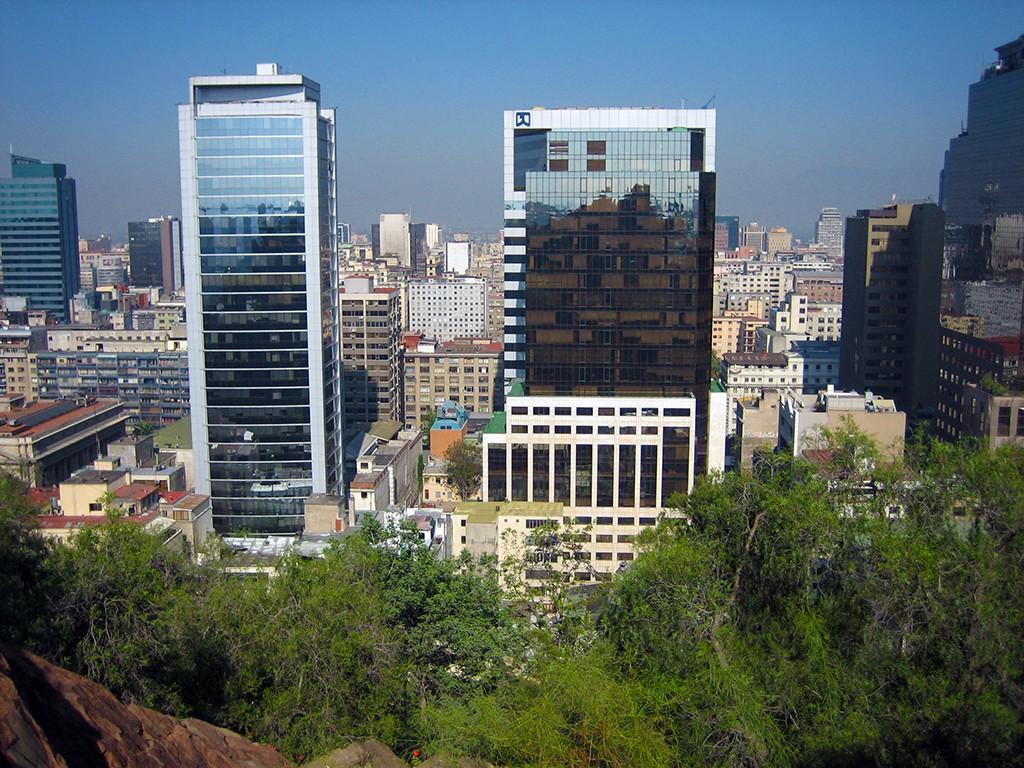 Santa Lucia, Santiago