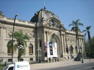 Museum in Santiago